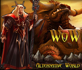 Сайт о MMORPG World of Warcraft
